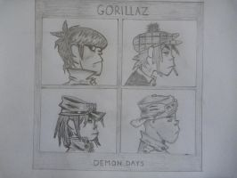Demon Days by Kick-Artist