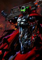 SPAWN by kanartist