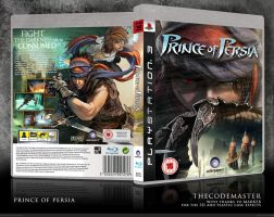 Prince of Persia by ewensimpson