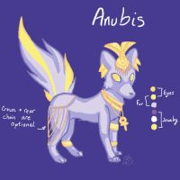 Anubis Reference 2016 by areica