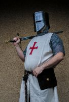 Knights Templar Cosplay by Temporalvisions