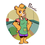 Petunia by RustyDooks