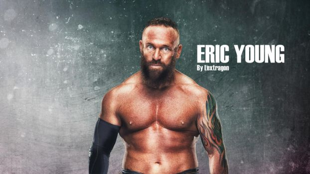 Eric Young wallpaper by lextragon