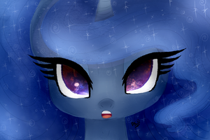 Princess of the Night by grandifloru