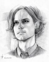 Spencer Reid 012 by whiteshaix