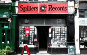 The Worlds Oldest Record Shop by l8