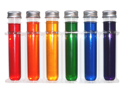 Test Tube Rainbow 001 - HB593200 by hb593200