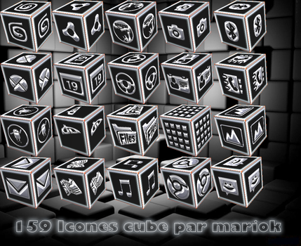 cube by mariok13