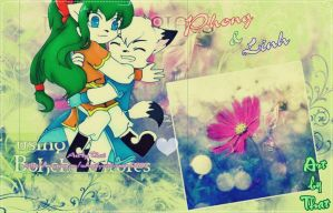 [TKAH] Feng and Ling flower flower...~ by ThatThatzer