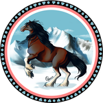 Giftart - Alaskan Clydesdale by Harseik