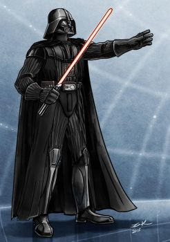 Lord Vader by Cocoz42