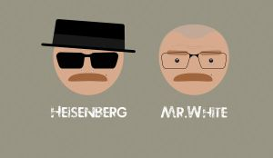 The 2 sides of Walter White by everyone92