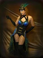 peacock costume front by pattasy