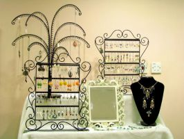 My Jewelry Display by beeyeeflo
