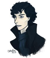 one layer challenge (sherlock) by vivaci