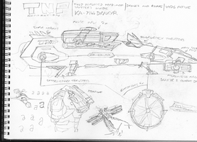 Concept sheet: infantry-launched drone by NikkoJT