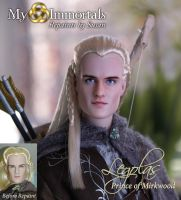 My Immortals Legolas-Prince of Mirkwood by my-immortals
