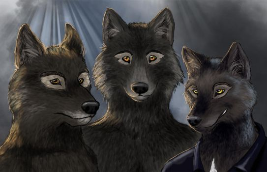 Wolfhunt: The Boys by Dreamtraveller