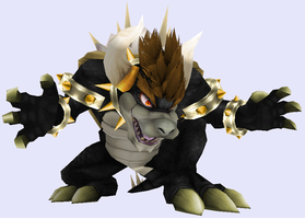 Ascended Giga Bowser by zoid162010