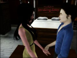 BD PART 1 Bella and Edward The sims 3 by Tokimemota