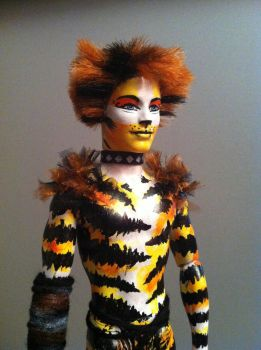 CATS Doll - Mungojerrie (2. version) by BWCat