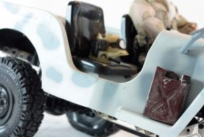 Sawback - Passenger Side Detail by BobTheWrench