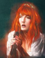 Florence Welch by ZyrexTheZ