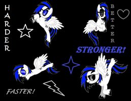 Stronger! by JessicaLovesMusic