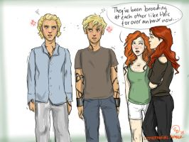 Movie Clace Meets Book Clace by lizthefangirl