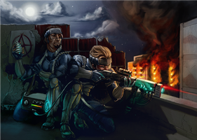 SNIPERS-collab by DUCKAZOID