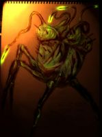 Scp 058 Heart Of Darkness  By Hollowx4000 by Xeno-Crazy