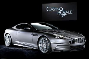 James Bond - Casino Royale car by devinandi