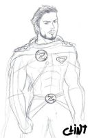 General ZOD by clint-comics