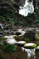 stepping stones by l337Jacqui