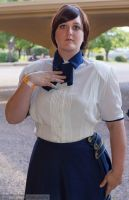 Young Elizabeth Cosplay by Immobliss