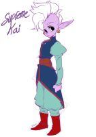 Supreme kai by Nervousgamer