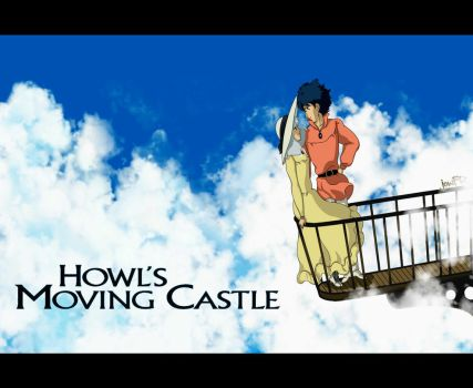 HOWL'S MOVING CASTLE by jowFR