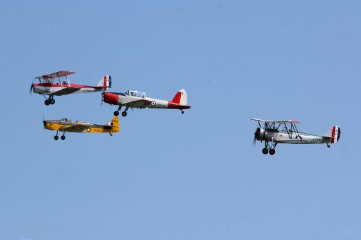 Trainer Formation by Daniel-Wales-Images
