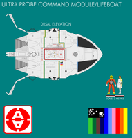 Space 1999 Ultra Probe Command  REVISED by ArthurTwosheds