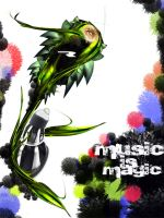 music is magic by mxcrohead