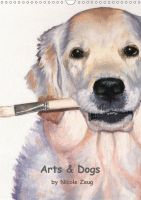 Calendar Arts and Dogs by ArtsandDogs