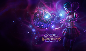 Orianna - League of Legends by seeminglymeaningless