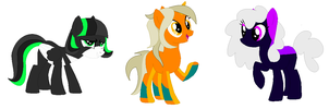 My little pony Adoptables - Closed by MaddieAdopts