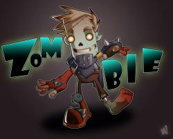 Zombie Knight by Zatransis