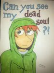Can You See My Dead Soul ? by SnatchMind