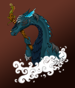 Dream Stalker - Colored by bytail