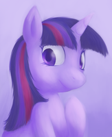 twilight sparkle by Aruesso