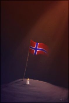 Norway 22.7.11 by Snowwire