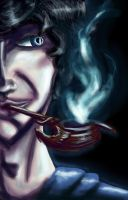 The Fire In His Eyes by Kalyn-Palak