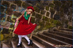 Shinku - Rozen Maiden by drummerina